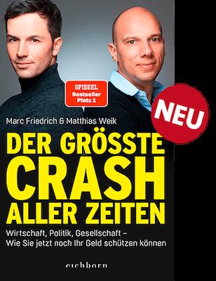 Der grösste Crash aller Zeiten